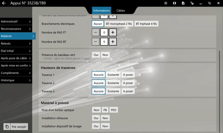 FiberScript-Appuis